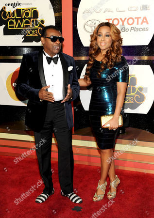 Editorial photo of 2013 Soul Train Awards - Arrivals, Las Vegas, USA