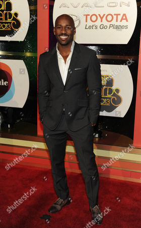TV personality Dolvett Quince arrives at the 2013 Soul Train Awards at the Orleans Arena on in Las Vegas