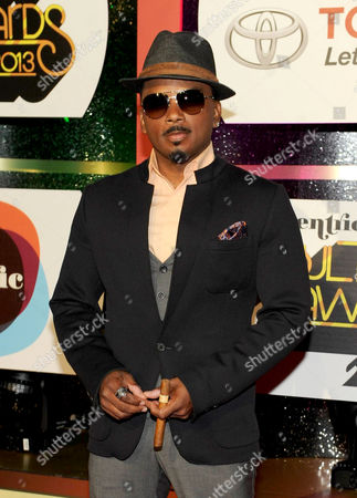Actor Carl Payne arrives at the 2013 Soul Train Awards at the Orleans Arena on in Las Vegas