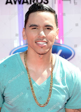 Editorial image of 2014 BET Awards - Arrivals, Los Angeles, USA