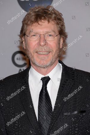 Sam Bush arrives at the 48th annual CMA Awards at the Bridgestone Arena, in Nashville, Tenn
