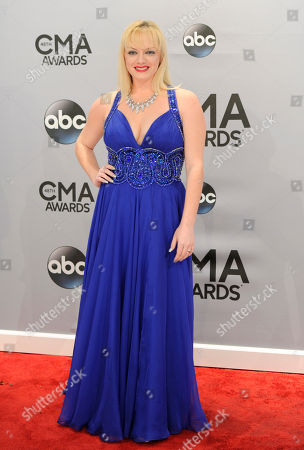 Editorial picture of 2014 CMA Awards - Arrivals, Nashville, USA
