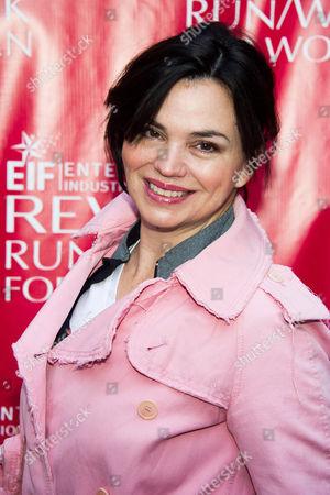 Karen Duffy attends the 17th annual EIF Revlon Run/Walk for Women on in New York