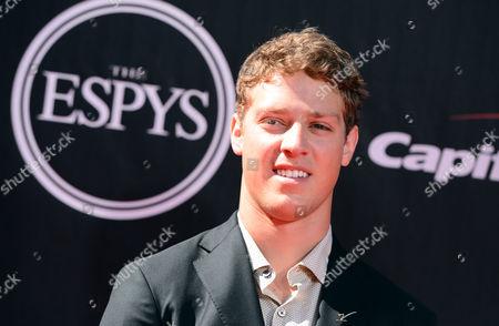 Editorial image of 2014 ESPY Awards - Arrivals, Los Angeles, USA