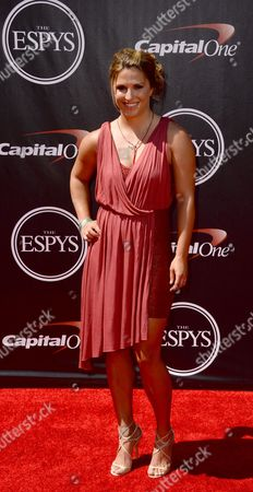 Editorial picture of 2014 ESPY Awards - Arrivals, Los Angeles, USA