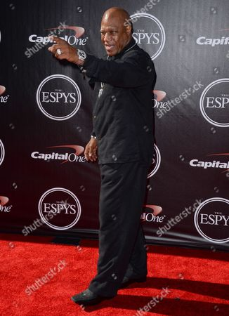 Tommy Lister arrives at the ESPY Awards at the Nokia Theatre, in Los Angeles