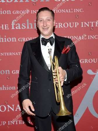 "Stock Picture of Brian Newman attends Fashion Group International's 31st Annual ""Night of Stars"" at Cipriani Wall Street on in New York"