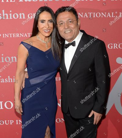 Editorial picture of 2014 Fashion Group International Night of Stars, New York, USA