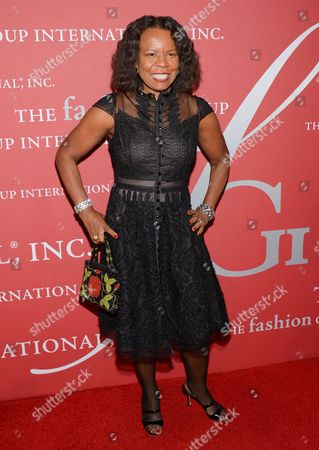 """Teri Agins attends Fashion Group International's 31st Annual """"Night of Stars"""" at Cipriani Wall Street on in New York"""