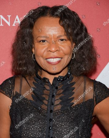 """Stock Picture of Teri Agins attends Fashion Group International's 31st Annual """"Night of Stars"""" at Cipriani Wall Street on in New York"""