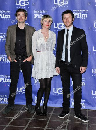 Editorial image of 2014 International Film Festival - Outstanding Director Award, Santa Barbara, USA