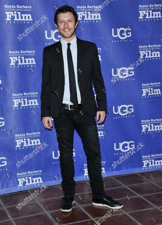 Gabriel Sunday seen at 2014 Santa Barbara International Film Festival - Outstanding Director Award ceremony on Friday, Jan, 31, 2014 in Santa Barbara, Calif