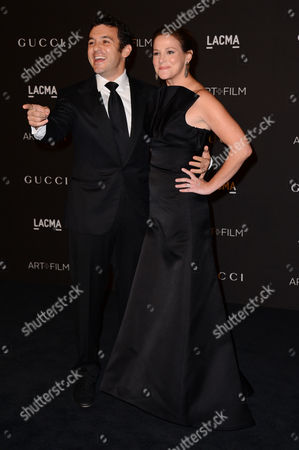 Editorial picture of 2014 LACMA Art + Film Gala, Los Angeles, USA
