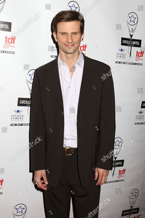 Actor Fred Weller attends the 29th Annual Lucille Lortel Awards at the NYU Skirball Center, in New York