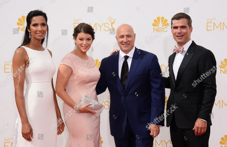 Editorial photo of 2014 Primetime Emmy Awards - Arrivals, Los Angeles, USA