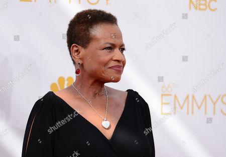 Editorial image of 2014 Primetime Emmy Awards - Arrivals, Los Angeles, USA