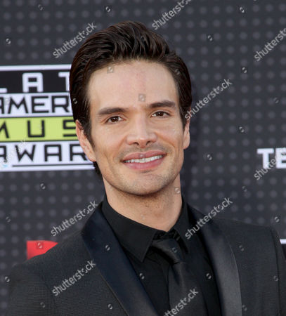 Editorial image of 2015 Latin American Music Awards - Arrivals, Los Angeles, USA