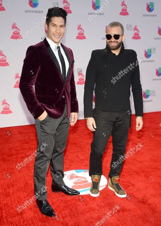 Editorial image of 2015 Latin Grammys - Arrivals, Las Vegas, USA