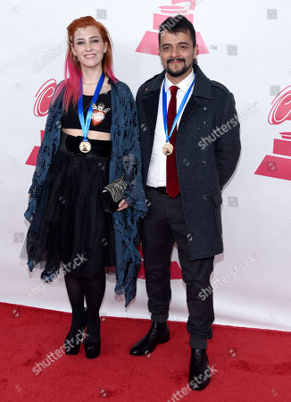 Editorial picture of 2015 Latin Grammys - Person Of The Year - Arrivals, Las Vegas, USA