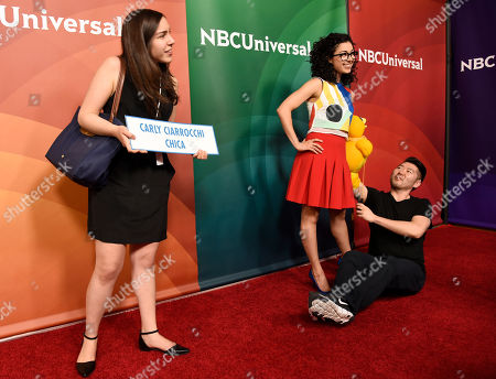 Editorial picture of 2015 NBC Universal Summer Press Day, Pasadena, USA