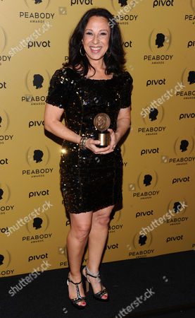 Peabody Award Recipient Maria Hinojosa attends the 74th Annual Peabody Awards at Cipriani Wall Street, in New York