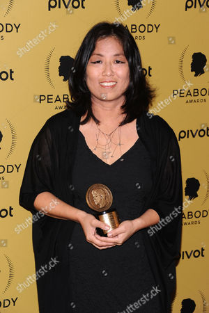 Peabody Award Recipient Grace Lee attends the 74th Annual Peabody Awards at Cipriani Wall Street, in New York