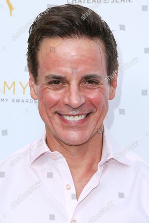 Christian LeBlanc arrives at the 2015 Performers Peer Group Celebration Presented by The Television Academy at the Montage Hotel, in Beverly Hills, Calif