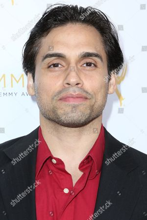 Danny Arroyo arrives at the 2015 Performers Peer Group Celebration Presented by The Television Academy at the Montage Hotel, in Beverly Hills, Calif