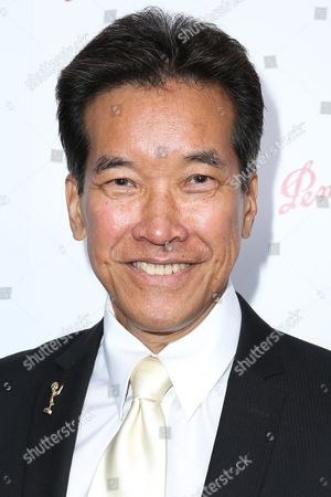 Peter Kwong arrives at the 2015 Performers Peer Group Celebration Presented by The Television Academy at the Montage Hotel, in Beverly Hills, Calif