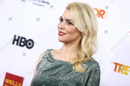 Brenna Whitaker attends 2015 TrevorLIVE LA held at the Hollywood Palladium, in Los Angeles