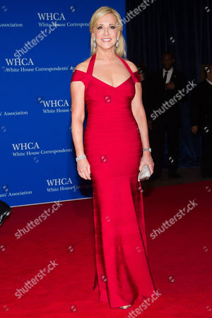 Jamie Colby attends the 2015 White House Correspondents' Association Dinner at the Washington Hilton Hotel, in Washington