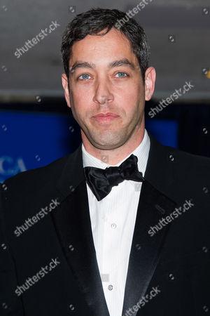 Nick Loeb attends the 2015 White House Correspondents' Association Dinner at the Washington Hilton Hotel, in Washington