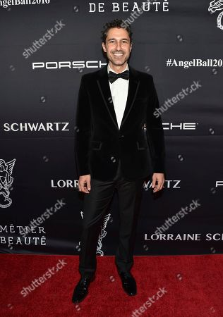 Ethan Zohn attends the 2016 Angel Ball, benefitting Gabrielle's Angel Foundation for Cancer Research, at Cipriani Wall Street, in New York
