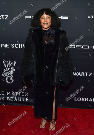 Zuri Marley attends the 2016 Angel Ball, benefitting Gabrielle's Angel Foundation for Cancer Research, at Cipriani Wall Street, in New York