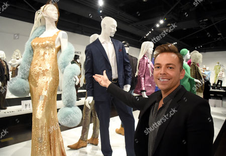 Paolo Nieddu costume designer of Empire is seen at the 10th Annual Art of Television Costume Design Exhibition opening at the FIDM Museum & Galleries on the Park, in Los Angeles
