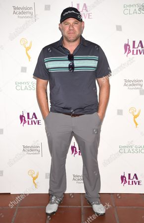 Domenick Lombardozzi attends the 17th Emmys Golf Classic presented by the Television Academy Foundation at the Wilshire Country Club, in Los Angeles