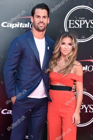 Editorial photo of 2016 ESPY Awards - Arrivals, Los Angeles, USA