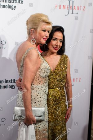 Editorial image of 2016 FIT Benefit Gala - Arrivals, New York, USA