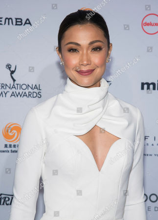 Editorial picture of 2016 International Emmy Awards - Arrivals, New York, USA