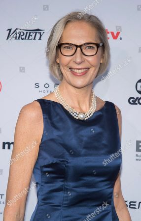 Maria Rorbye Ronn attends the 44th International Emmy Awards at the New York Hilton, in New York