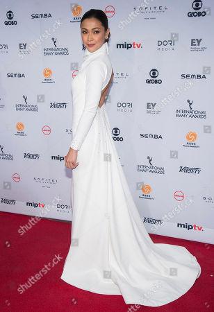 Editorial image of 2016 International Emmy Awards - Arrivals, New York, USA