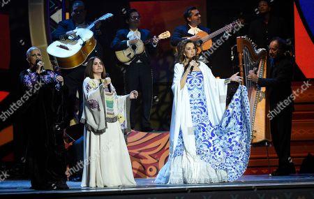 Editorial image of 2016 Latin Grammy Awards - Show, Las Vegas, USA