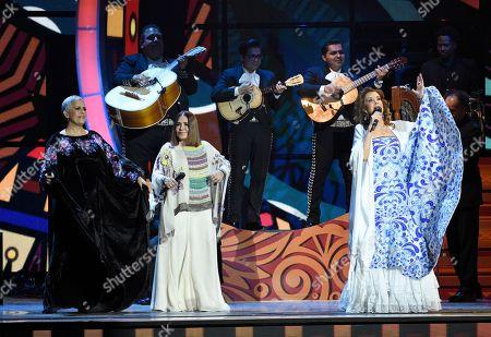 Editorial photo of 2016 Latin Grammy Awards - Show, Las Vegas, USA
