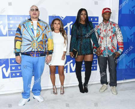 Editorial photo of 2016 MTV Video Music Awards - Arrivals, New York, USA