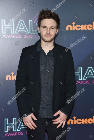 Editorial image of 2016 Nickelodeon HALO Awards, New York, USA