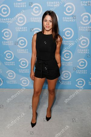 Megan Batoon arrives at the 2016 Primetime Emmy Awards - Comedy Central Pre Party, in Los Angeles