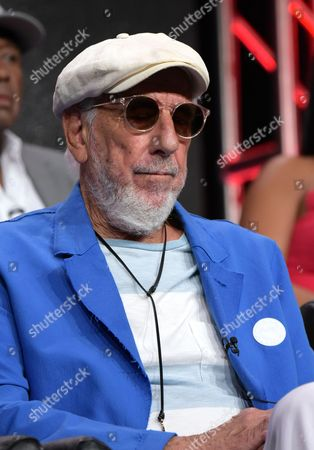 "Executive producer Lou Adler participates in the panel for ""The Rocky Horror Picture Show"" during the Fox Television Critics Association summer press tour, in Beverly Hills, Calif"