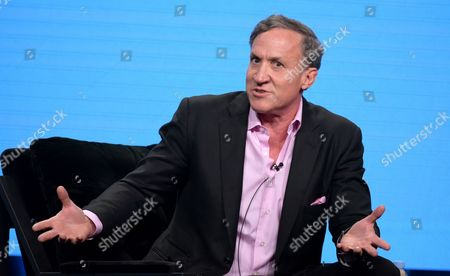 "Doctors Terry Dubrow, from left, Paul Nassif and executive producer Matt Westmore participate in E! network's ""Botched by Nature"" panel during the NBCUniversal Television Critics Association summer press tour, in Beverly Hills, Calif"