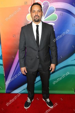 Editorial image of 2016 Winter TCA - NBCUniversal Red Carpet - Day 1, Pasadena, USA