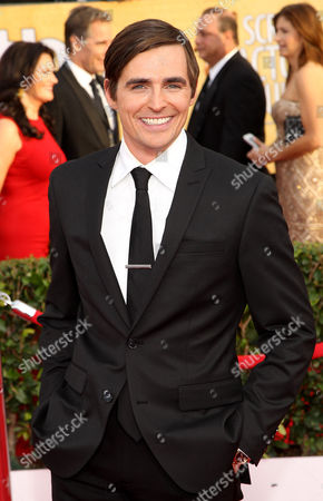 Editorial image of 20th Annual SAG Awards - Arrivals, Los Angeles, USA